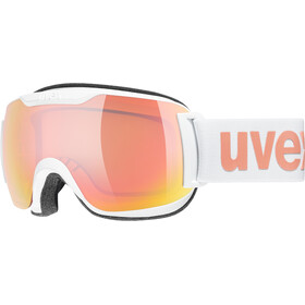 UVEX Downhill 2000 S CV Gogle, white/colorvision rose energy